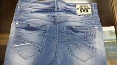 Saviour jeans Buffalo Jeans, Patterned Jeans, Denim Pants, Denim Men, Raw Denim, Bermuda, Stretch Jeans, Jeans Style, Pocket