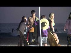▶ [Fancam] Lee Min Ho shirtless at Heirs Filming 09/18/2013 - YouTube