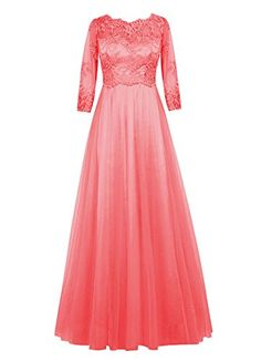 Dresstells® A Line Chiffon Appliques Prom Dress with Long Sleeve Wedding Dress Bridesmaid Dress Dresstells http://www.amazon.co.uk/dp/B013UTA4KI/ref=cm_sw_r_pi_dp_aL2Iwb14N1YSS