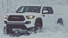 Toyota debuted a new Tacoma TRD Pro offroad pickup truck at the Chicago Auto Show on February The pickup is the latest in the Toyota Racing Development line of offroad vehicles and includes new performance equipment encased in three new paint colors. Toyota Trd Pro, 2017 Toyota Tacoma, Toyota Autos, Toyota Trucks, Toyota Tundra, Toyota 4runner, Ford Raptor, Tacoma Wheels, New Tacoma