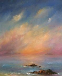 """Morning Magic"" - Originals - All Artwork - Petra Ackermann | Fine Art World"