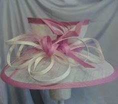 Sinamay Hats, Elegant Hats, Hats