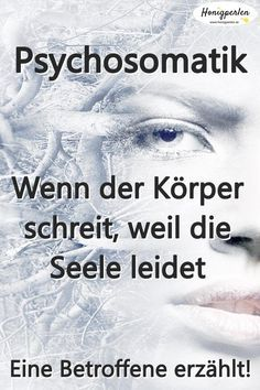 Psychosomatik – Wenn der Körper sagt, was die Seele will Psychosomatics: When the body says what the soul wants. An affected person tells. # Self-esteem Salud Natural, Coconut Health Benefits, Mental Training, Positive And Negative, Health Promotion, Self Esteem, Trauma, Happy Life, Health Fitness