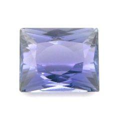 Natural Violet Blue Tanzanite Loose Gemstone Pear Cut 4.80cts 10*8mm Untreated