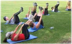 SIGN UP NOW!!! For our new Body Breakfast Bootcamps Monday, Tuesday, Thursday and Friday, 6:00 – 7:00 a.m. at Gateway Sport & Health in Crystal City. Stay healthy through the holidays and get a jump start on those New Year's resolutions.  www.powerofmovement.co