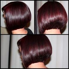 Pleasing 1000 Images About Concave Graduation On Pinterest Concave Short Hairstyles Gunalazisus