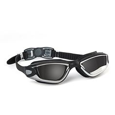 ce2dddf5d4c Amazon.com   SWIM GOGGLES  JOYOUTH Swimming Goggles No Leaking Anti Fog UV  Protection Triathlon Swim Goggles with Free Protection Case for Adult Men  Women ...