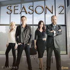 Showtime renews Billions for season 2! #billions
