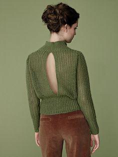 Erin pattern by Amanda Crawford