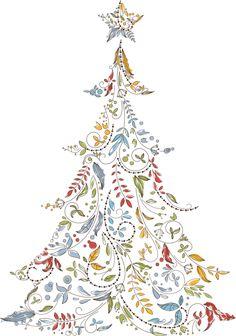 °‿✿⁀Christmas Trees ‿✿⁀°