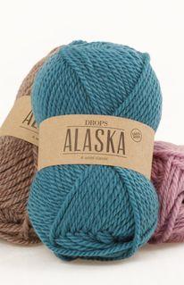 Farbkarte für DROPS Alaska ~ DROPS Design