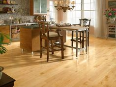 Cappuccino Kennedale Prestige Wide Plank 4 from Bruce Hardwood is available at Carpet Express. Bruce Hardwood Floors, Maple Hardwood Floors, Wood Laminate Flooring, Solid Wood Flooring, Engineered Hardwood Flooring, Kitchen Flooring, Bruce Flooring, Flooring Ideas, Armstrong Flooring