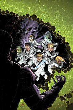 FUTURE FOUNDATION by Ryan Stegman