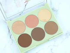 Pixi + Maryam Maquillage Strobe & Sculpt Palettes: Review and Swatches