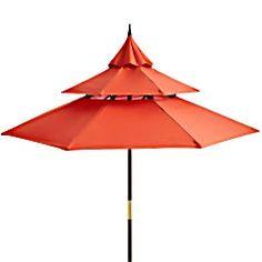 Chili Pagoda Umbrella