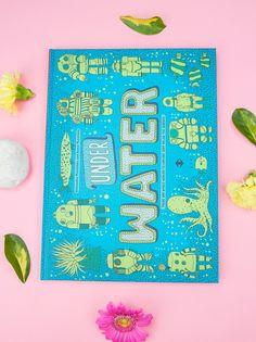 Under Earth, Under Water