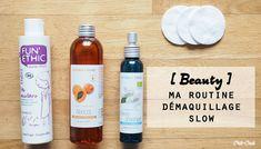 Depuis que je suis passée à l'émission de La Quotidienne de France 5pour présenter mon déodorant maison, vous avez été de plus en plus nombreuses à me demander ma routine visage... Je vous propose...