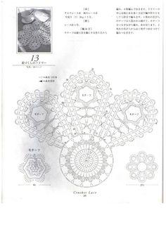 ISSUU - Crochet lace 1 de Vera Azimova