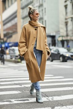 New York Fashion Week Street Style Fall 2018 Day 2 Cont.