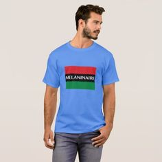 Melaninaire T-Shirt - black gifts unique cool diy customize personalize