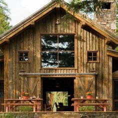 Reclaimed Barnwood | Heritage Restorations