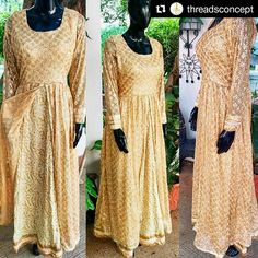 Be a princess,spoil yourself with this gorgeous outfit perfect for your wedding occasions and Diwali! Contact us for more details! #threads #onlineshopping #ootd #potd #diwali #indianfashion #indian #fashionindia #shopping  #shoppingonline #shop #love #pictureoftheday #gold #golden #embroidery #indowestern #gown #anarkali #photooftheday #fashion #fashiongram #fashionista #fashionblog #fashionblogger #cod 9909336679