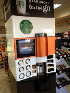 Starbucks Coffee Machines