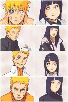 Naruhina, Hinata Hyuga, Naruto Shippuden, Naruto Y Hinata, Boruto And Sarada, Itachi, Naruto Cute, Anime Naruto, Uzumaki Family