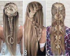 Hair Goals #beauty #hair #fashion