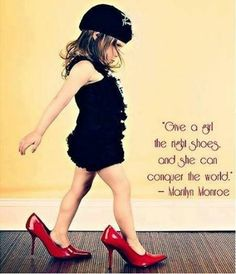Marilyn Monroe quote! #quotes #shoescouk #shoes #shoequotes