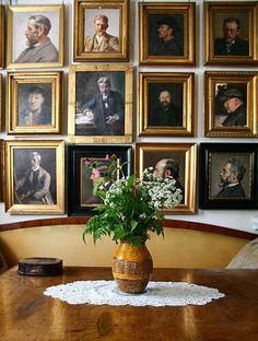 La casa museo de Anne y Michael Ancher