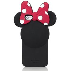 Kate Spade Kate Spade New York For Minnie Mouse Iphone 6 Case (€44) ❤ liked on Polyvore featuring accessories, tech accessories and kate spade
