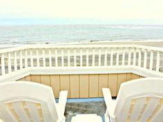 Isle Of Palms 1 br Ocean View Vacation Rental Villa: Port O'Call B-302