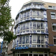 West-Kruiskade, Rotterdam.