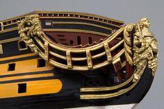 Le Royal Louis 1697 1:100 by Seinoshin Hamanaka