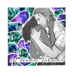 """""""My new icon"""" by my-dearest-fandoms ❤ liked on Polyvore featuring art, avengersgirlicons and BOTTS2x035"""