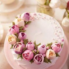 Duyas Rusas para decorar pasteles facilmente.