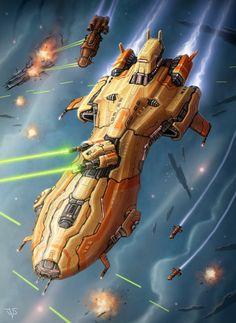 Destroyer by LeonovichDmitriy on deviantART