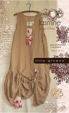 Tina Givens Sewing Patterns