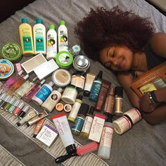 "Mo on Instagram: ""Someone is happy about their back to school stash...  She's got the brains, least I can do is help her maintain the beauty!  Good luck at school this year @subliminal__message! Praying for you always. """