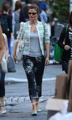 Helena Christensen - Helena Christensen Goes for a Walk