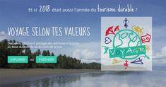 RECAP #2017  @Voyagir - Année du Tourisme durable