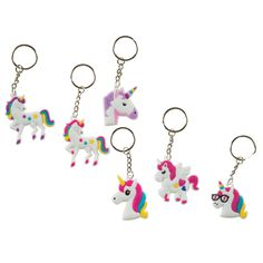 Unicorn Key Chain