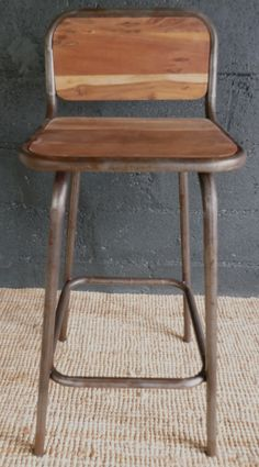 We wanted to add comfortable bar stools into the collection and by comfortable we mean having bar stools with backrests on them.