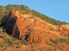 Arizona Red rock formation landscape image by Nicole. MTBobbins Photography