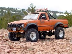 modified hilux 4wd - Google Search