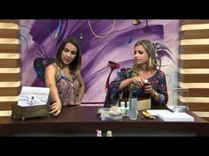 Mulher.com - 18/01/2016 - Caixa MDF - Camila Claro PT1 - YouTube Shaby Chic, Shabby Chic Decor, Craft Videos, Wooden Boxes, Stencils, Youtube, Artworks, Irene, Steampunk