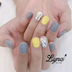 Semi-permanent varnish, false nails, patches: which manicure to choose? - My Nails Trendy Nails, Cute Nails, My Nails, Perfect Nails, Gorgeous Nails, Acrylic Nail Designs, Nail Art Designs, Acrylic Nails, Semi Permanente