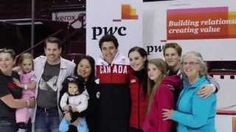 tessa and scott's clips and videos from their tv show 2014 - YouTube
