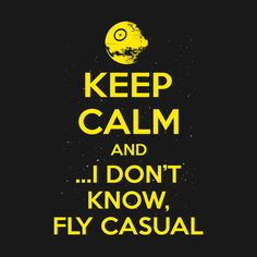 FLY CASUAL - Star Wars t-shirt